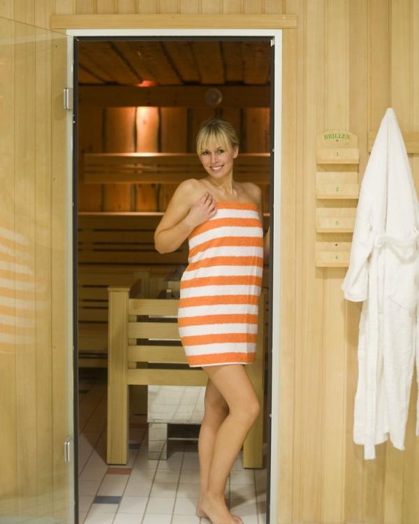 Sauna Treffen